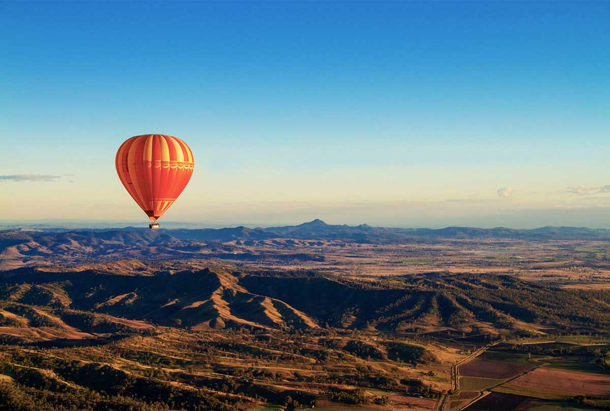 Top 5 experiences not to miss in the Scenic Rim and Greater Gold Coast Region